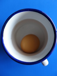 2 cocer huevo
