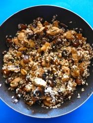 14 rehogar arroz