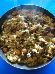 16 arroz hecho
