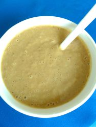 2 salsa de cacahuete