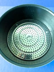 3 poner agua en vaporera