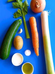 crema de verduras ingr