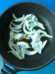4 añadir cebolla