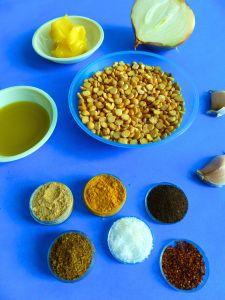 curry de lentejas ingr