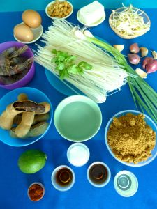 pad thai ingr