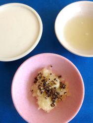 1 limon maicena con agua pimienta y ajo