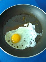 10 añadir huevo