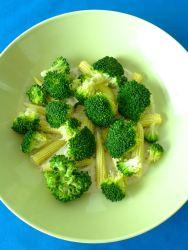 12 añadir brocoli