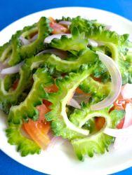 ensalada de ampalaya
