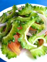 ensalada de ampalayaa