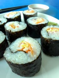 maki sushiii