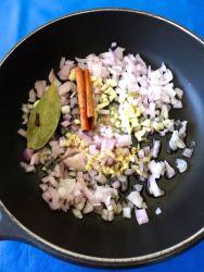 1 rehogar verduras y espcias