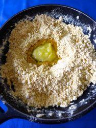 7 añadir mantequilla ghee